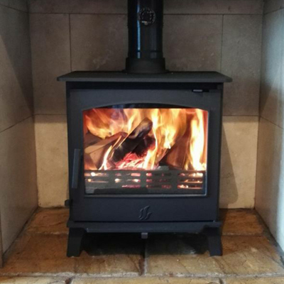 wood burner fitter lancashire