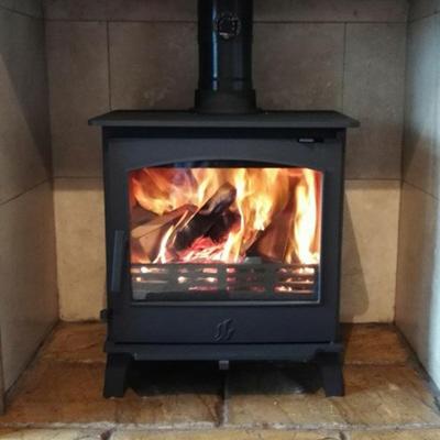 wood burner fitter lancashire